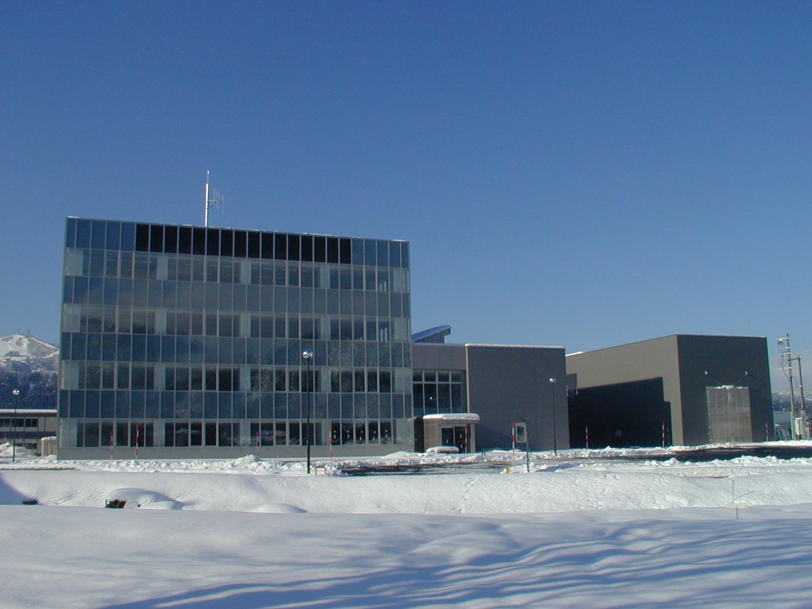 六日町総合庁舎