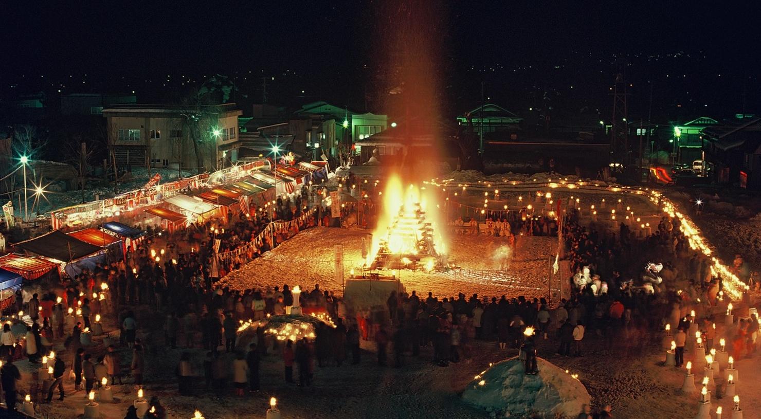 塩沢雪譜祭り